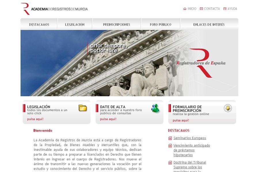 Academia de Registros de Murcia