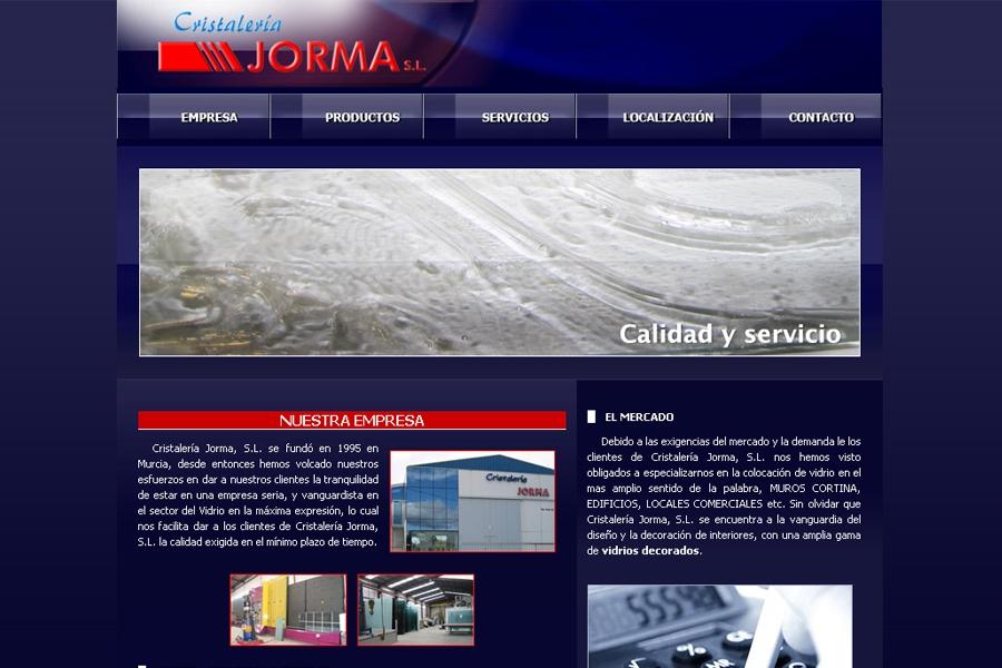 Cristalería Jorma