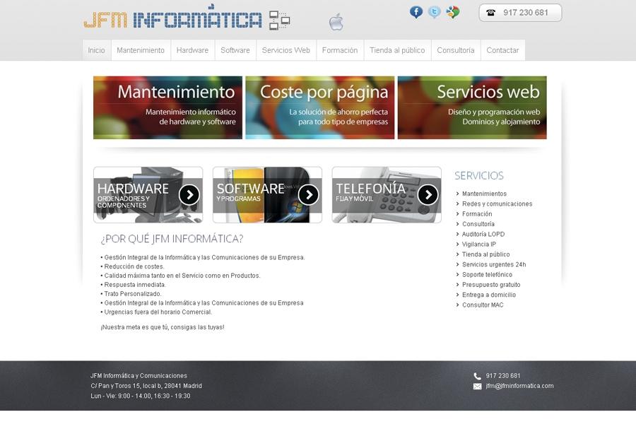 JFM Informatica