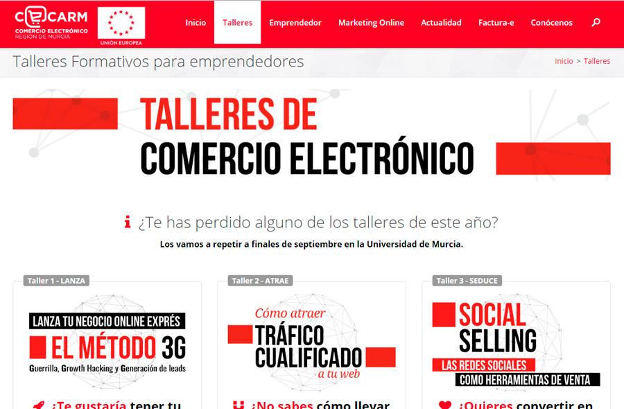 Talleres CECARM 2017